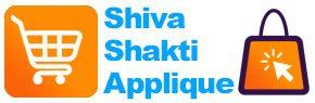 Shiva Shakti Applique
